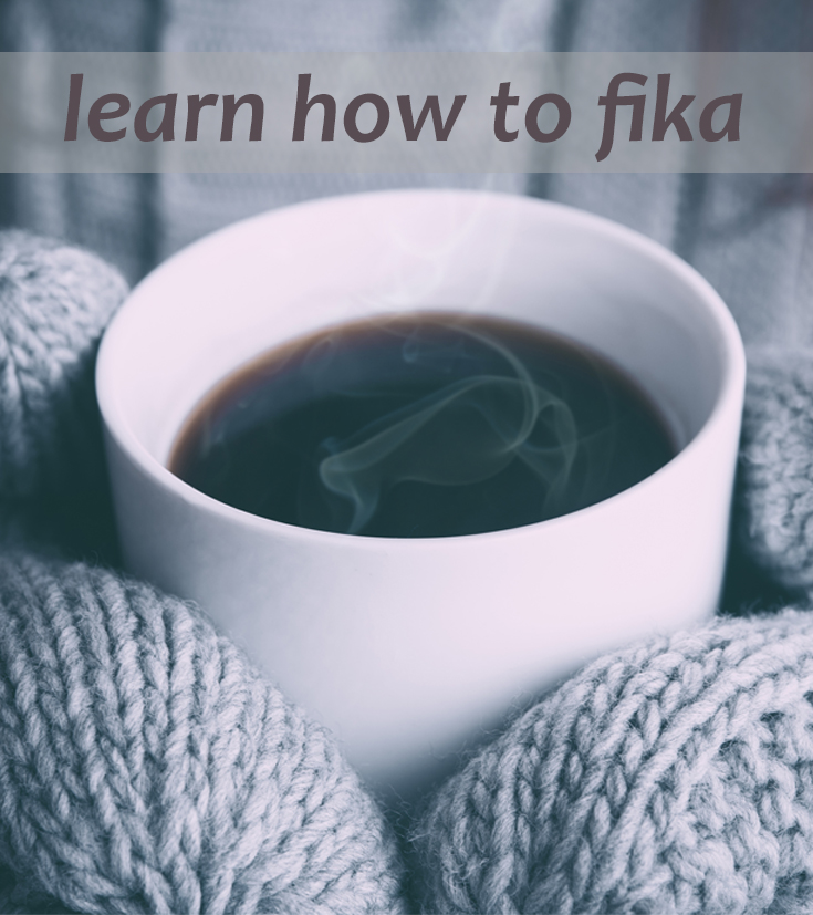 learn how to fika