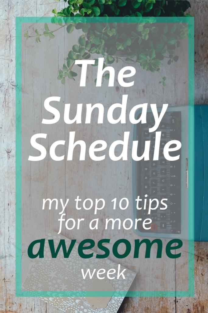 10 tips for a more awesome week