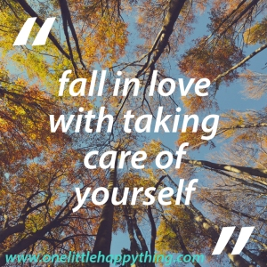 Self love self care inspirational quote