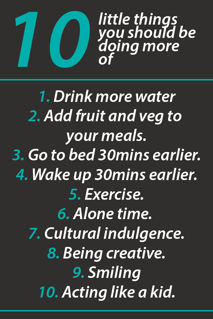 14 Ways To Feel A Little Bit Happier In 30 Seconds Or Less